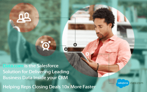 Salesforce Data.com