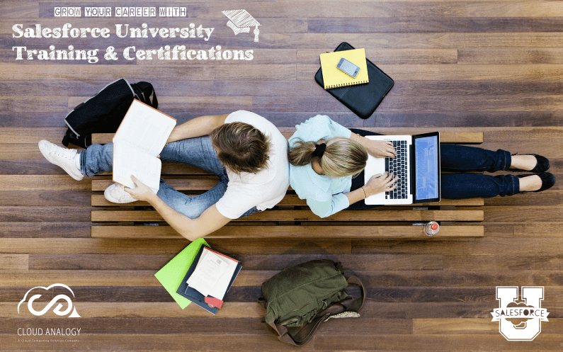 Career Growth With Salesforce University – All About Training & Certifications