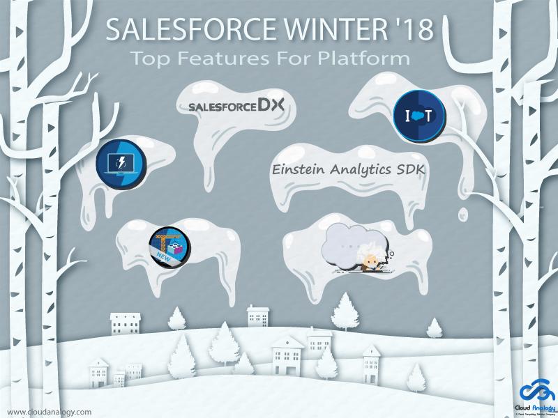 Salesforce Winter '18 Top Features For Platform
