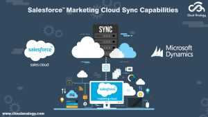 Salesforce Marketing Cloud Capabilities for Sync with Salesforce Sales Cloud and Microsoft Dynamics