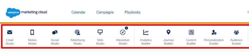 Marketing cloud Social Studio