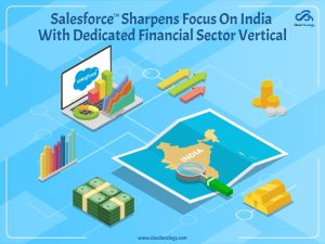 Salesforce Sharpens Focus On India With Dedicated Financial Sector Vertical