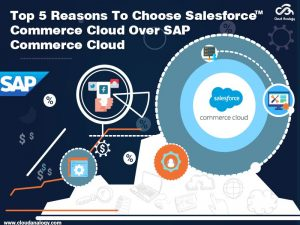 Top 5 Reasons To Choose Salesforce Commerce Cloud Over SAP Commerce Cloud