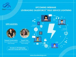 Watch The Webinar: Leveraging Salesforce Field Service Lightning – Admin Keynotes