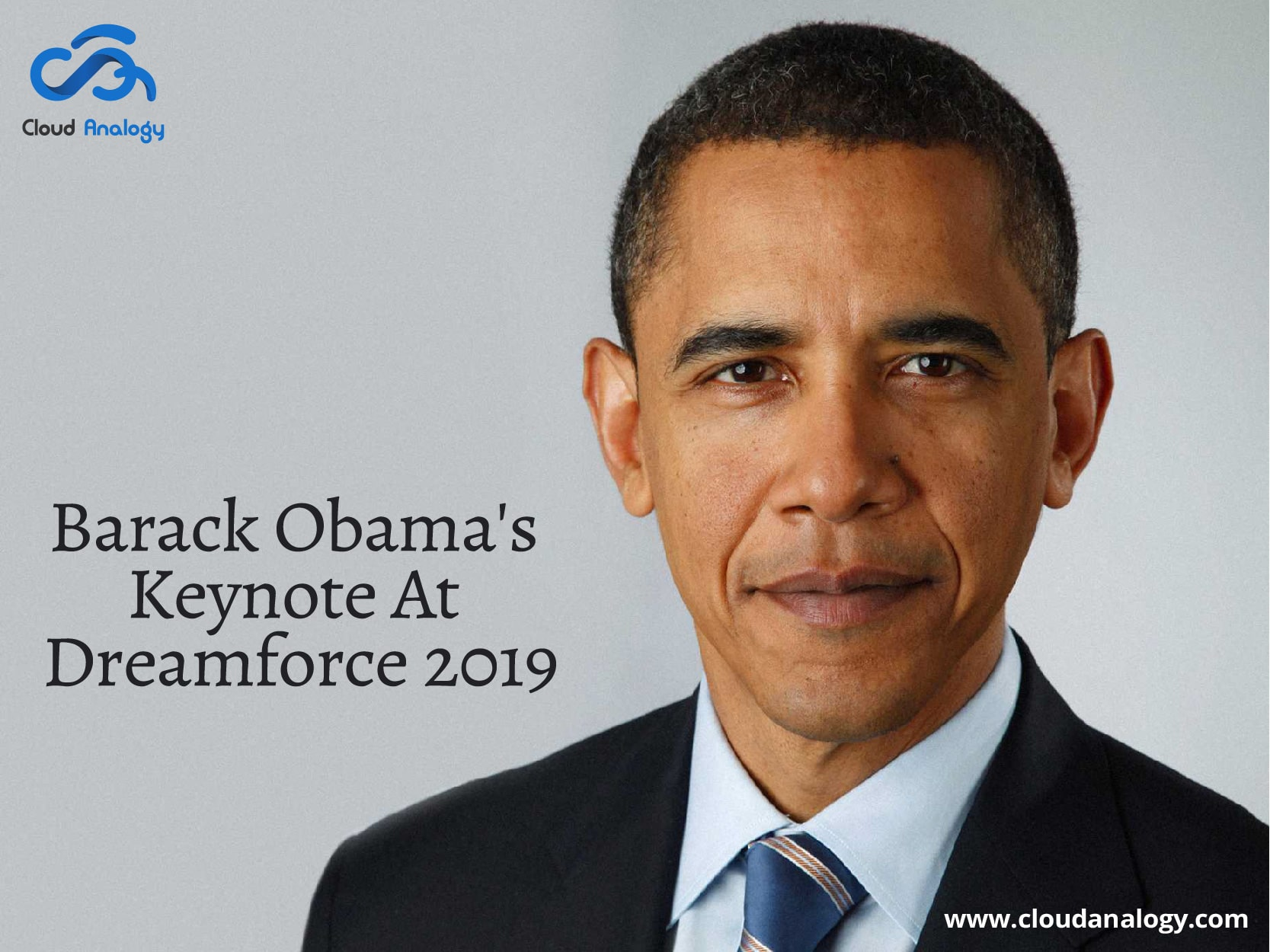 Barack Obama's Keynote at Dreamforce 2019