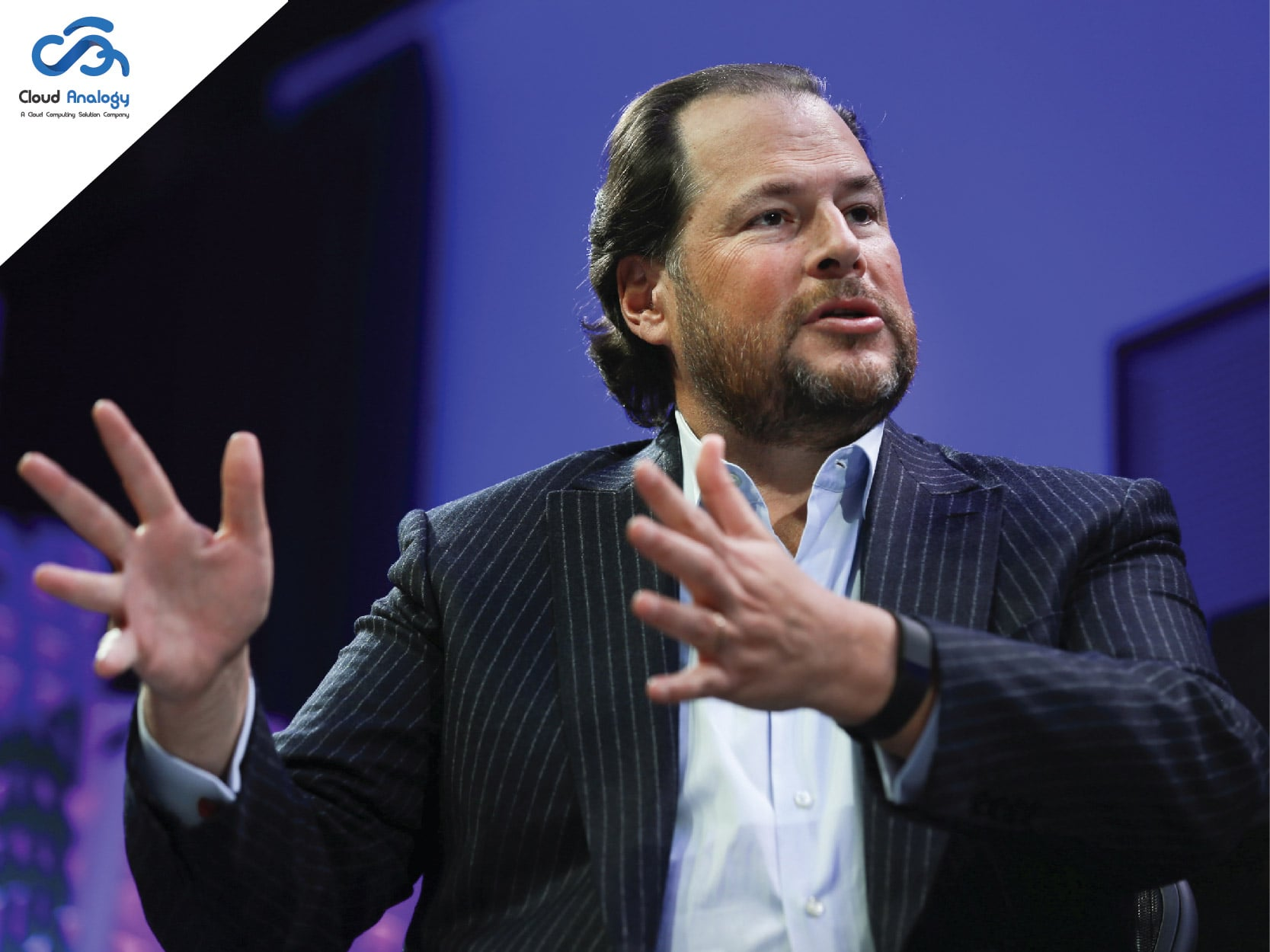 Salesforce Announces Decision To Move Marketing Cloud To Microsoft Azure