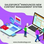 Salesforce Announces New Content Management System