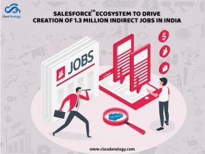 Salesforce Ecosystem To Drive Creation Of 1.3 Million Indirect Jobs In India