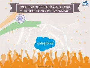 Trailhead To Double Down On India With Its First International Event