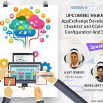 Upcoming Webinar: AppExchange Development Checklist and COA+LMA Configuration And Setup