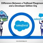 Difference Between a Trailhead Playground and a Developer Edition Org
