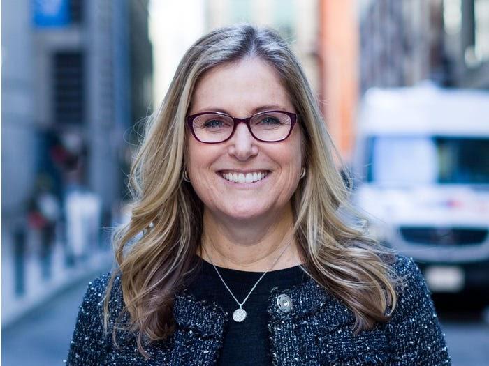 Lisa Edwards, EVP Strategic & Business Operations and Customer & Partner Engagement