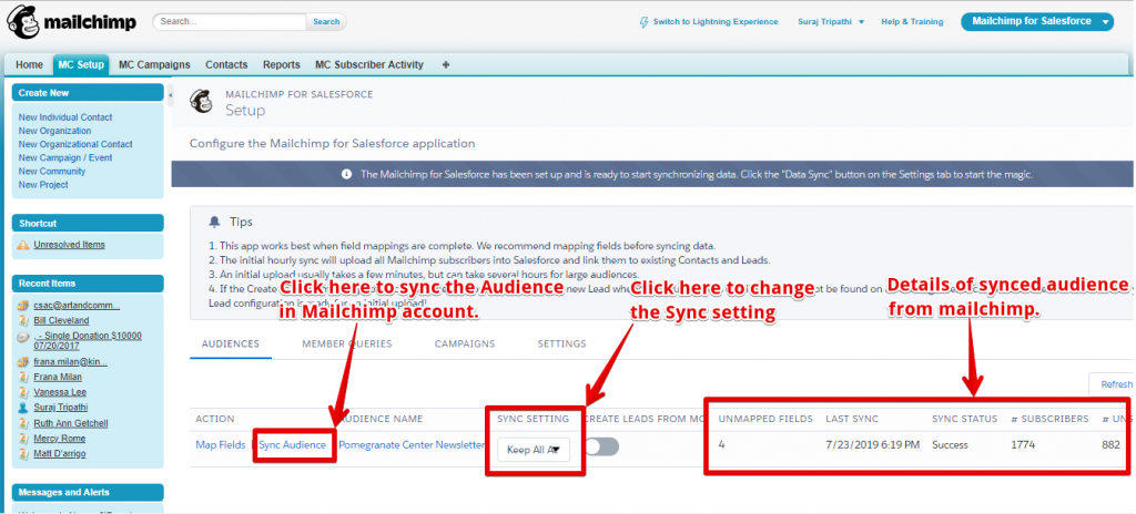 Salesforce Integration with autoresponder12
