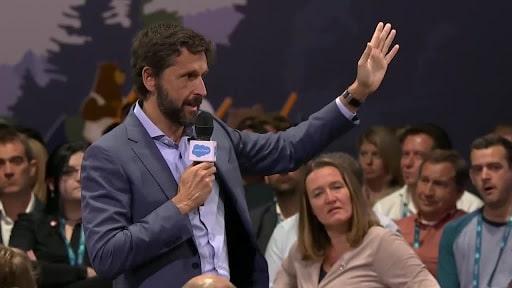 Miguel Milano, President, Salesforce International