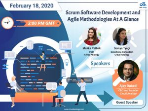 Upcoming Webinar-Scrum Master and Product Owner Advantage