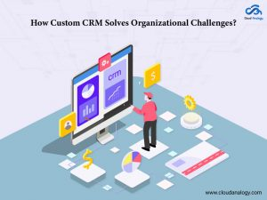 How Custom CRM Solves Organizational Challenges?