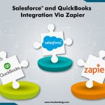 Salesforce and QuickBooks Integration Via Zapier