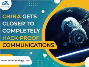 China Gets Closer To Completely Hack-Proof Communications