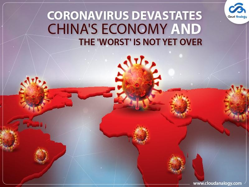 Coronavirus Devastates China's Economy And The 'Nightmare' Is Not Over