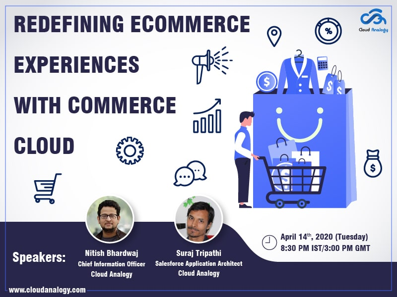 5 Benefits Of Using Salesforce Commerce Cloud For eCommerce Businesses