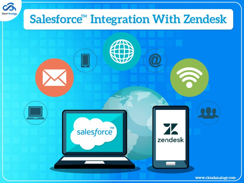 Salesforce Integration With Zendesk
