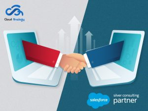 Cloud Analogy Becomes Salesforce Silver Consulting Partner