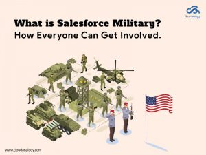 What is Salesforce Military-How Everyone Can Get Involved?