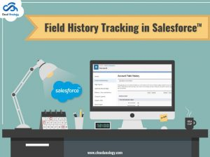 Field History Tracking in Salesforce