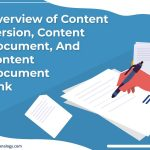 Overview of Content Version, Content Document, And Content Document Link