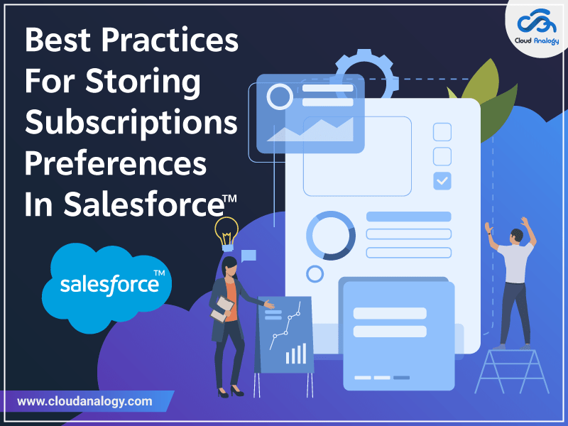 Best Practices For Storing Subscriptions Preferences In Salesforce
