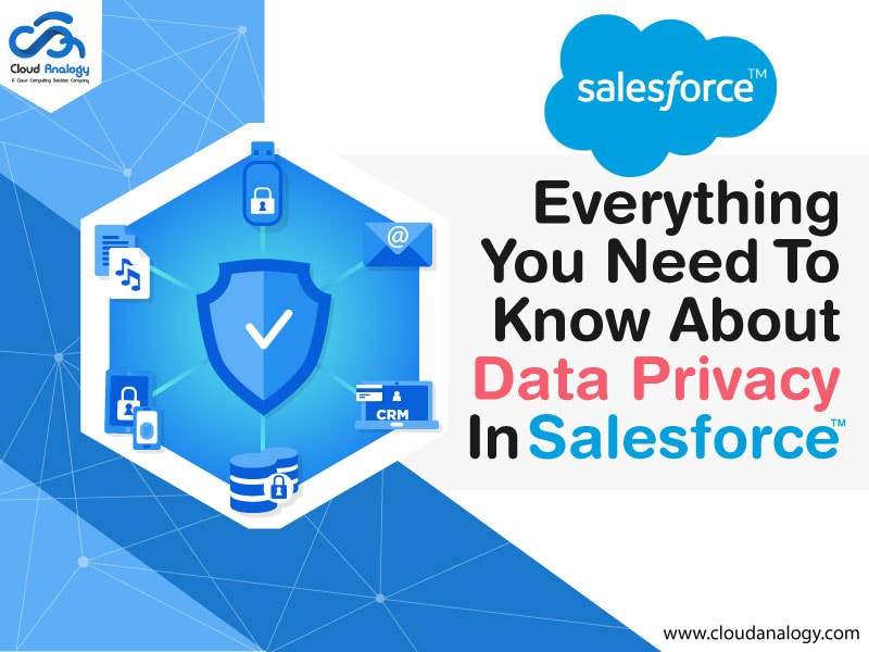 Everything You Need To Know About Data Privacy In Salesforce