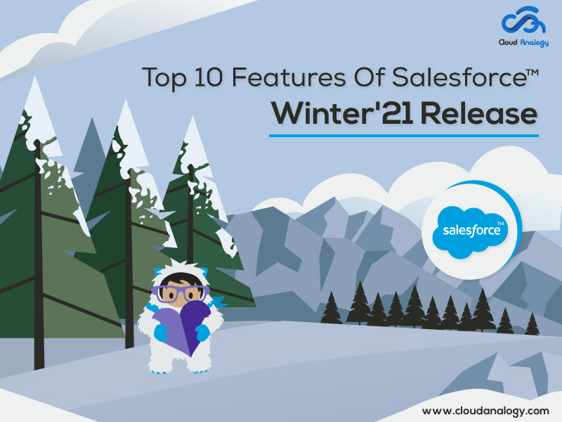 Top 10 Features Of Salesforce Winter'21 Release