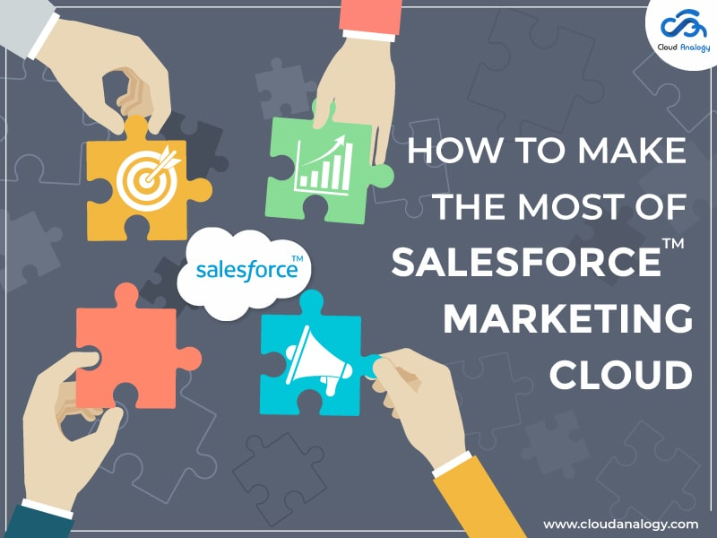 How To Make The Most Out Of Salesforce Marketing Cloud
