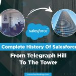 A Complete History Of Salesforce – From Telegraph Hill To The Tower