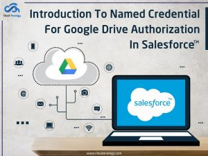 Introduction To Named Credential For Google Drive Authorization In Salesforce