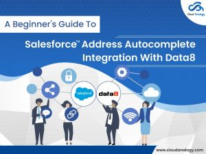 A Beginner's Guide To Salesforce Address Autocomplete Integration With Data8