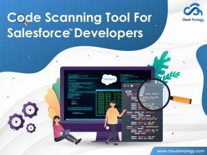 Code Scanning Tool For Salesforce Developers