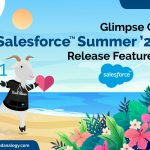 Glimpse Of Salesforce Summer '21 Release Features