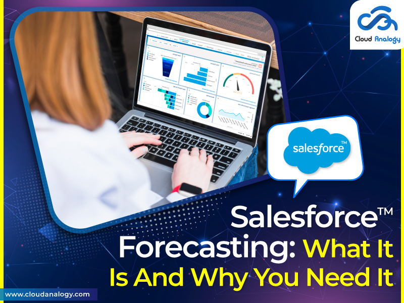 Salesforce Forecasting: What It Is And Why You Need It