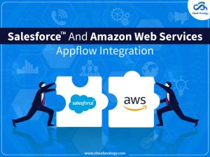 Salesforce And Amazon Web Services(AWS) Appflow Integration