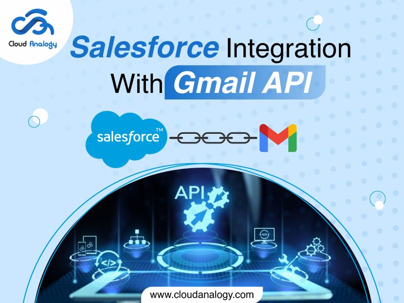 Salesforce Integration With Gmail API