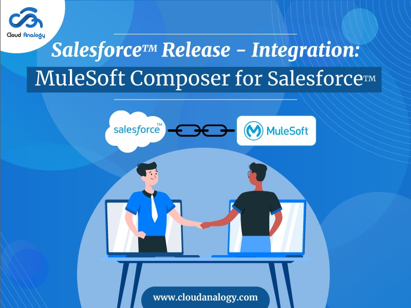 Salesforce Release – Integration: MuleSoft Composer for Salesforce