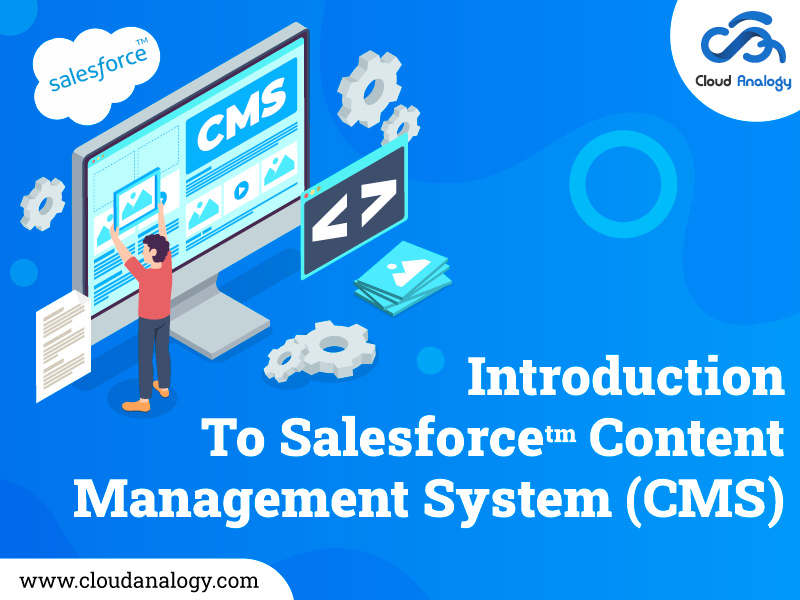 Introduction To Salesforce Content Management System (CMS)