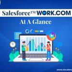 Salesforce Work.Com AT A Glance